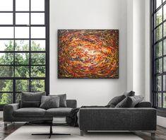 James de Villiers: Creation: fine art | StateoftheART Winter Leaves, South African Art, Office Art, Online Art Gallery, Abstract Expressionism, Modern Contemporary, Original Artwork, Painting, Painting Art