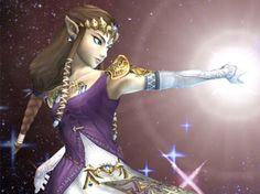 I am princess Zelda!!