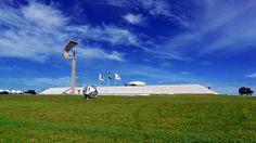 Memorial JK - Oscar Niemeyer - Brasília - Brasil - Brazil