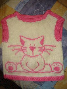 Knitted Boys and Girls Baby Sweater, Vest Cardigan Patterns Knitted Boys and Girls Baby Sweater, Vest Cardigan Patterns Welcome to the knitting vest models gallery. We have created beautiful male baby vest m. Baby Knitting Patterns, Knitting Designs, Baby Boy Sweater, Kids Vest, Boys Sweaters, Cardigan Pattern, Pulls, Crochet Baby, Baby Boys