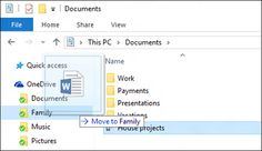 Screenshot of SkyDrive File being dragged into a SkyDrive folder Windows 10, Ipad Mini, Ipod, Connect Games, Mac Download, Connect Online, Word Building, Creative Suite, Samsung