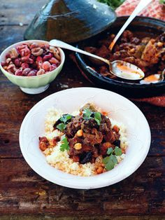 Beef Tagine Recipe : Jamie Oliver : Recipes : Cooking Channel