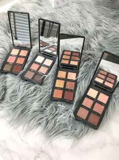 NEW bareMinerals Gen Nude Eyeshadow Palettes, Primers, Liners, Mascaras + Bare Minerals Eyeshadow Palette, Copper Eyeshadow, Eyeshadow For Blue Eyes, Eyeshadow Basics, Neutral Eyeshadow Palette, Bare Minerals Makeup, Eyeshadow Dupes, Makeup Over 50, Acne Makeup