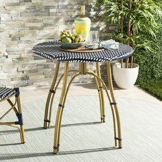 You'll love the Ede Plastic Bistro Table at Wayfair - Great Deals on all Outdoor products with Free Shipping on most stuff, even the big stuff.