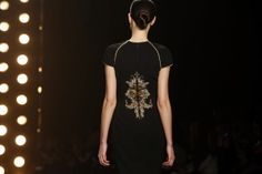 Mis Queridas Fashionistas: Naeem Khan Ready To Wear Fall/Winter 2014 - New York Fashion Week