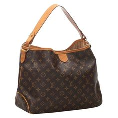 View this item and discover similar for sale at - This is an authentic, pre-owned LOUIS VUITTON Delightful PM Bag. Its a classic hobo-style handbag for everyday. This is the small Delightful, featured Louis Vuitton Dust Bag, Pre Owned Louis Vuitton, Vuitton Bag, Vintage Louis Vuitton, Louis Vuitton Speedy Bag, Louis Vuitton Monogram, New Louis Vuitton Handbags, Louis Vuitton Totes, Louis Vuitton Delightful Mm