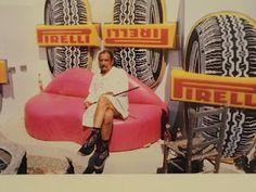 dali for pirelli tires.   my hero