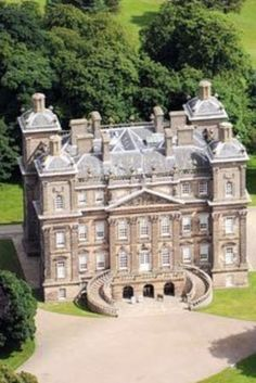 Scottish country houses ..