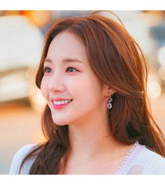 Her Private Life Park Min Young Inspired Earrings 003 Korean Actresses, Korean Actors, Actors & Actresses, Song Seung Heon, Park Min Young, Women Who Lift, Kdrama Actors, Private Life, Cute Korean
