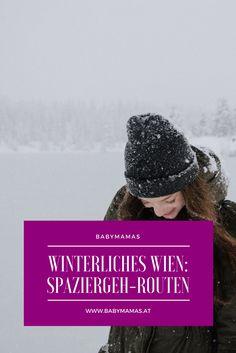 Unsere liebsten Spaziergeh-Routen durch die Stadt... Winter Hats, Crochet Hats, City, Viajes, Knitting Hats
