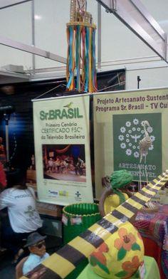 Stand da TV Brasil