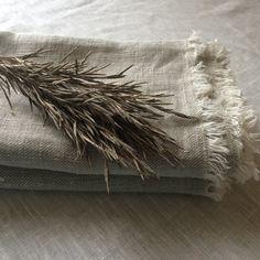 Linen Bath Towels Set of Spa Towels Beach Blanket by Linenstars