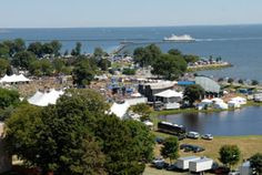 Another great Music Festival for July (19-22)... Gathering of the Vibes in Bridgeport, Connecticut, RV trip anyone?