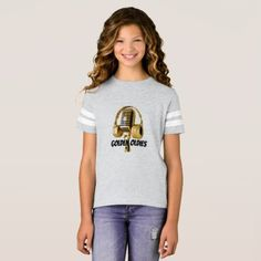 Golden Oldies tshirt - retro clothing outfits vintage style custom