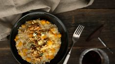 Food Inspiration, Risotto, Grains, Eggs, Breakfast, Morning Coffee, Egg, Seeds, Egg As Food