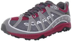 Scarpa Women's Spark GTX Trail Running Shoe,Anthracite/Garnet,38.5 EU/7 1/3 M US ** Read more  at the image link.