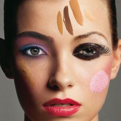 http://www.rougeframboise.com/beaute/4-astuces-rattraper-maquillage-rate  #makeup #maquillage #erreur #mistake