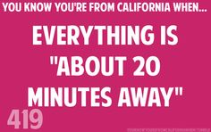 It's true! Vacaville. Vallejo. Dixon. Concord (at least it is when I'm drivin'... hehe).