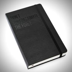 LIMITED EDITION 2013 STAR WARS DAILY PLANNER BY MOLESKINE    IN GEAR