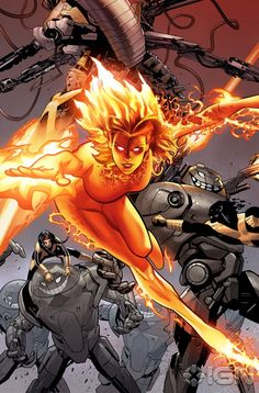 Magma and the New Mutants