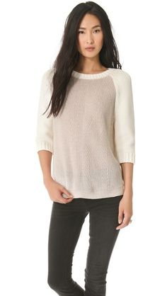 comfy winter sweater - Marc by Marc Jacobs Edgemont Sweater