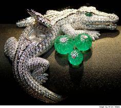 2011 Cartier jewelry watches, inspiren in the María Felix jewels