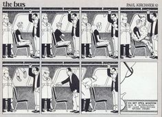 The bus - Paul Kirchner