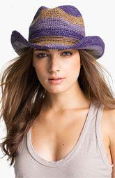 Tarnish Stripe Cowboy Hat