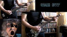 URIAH HEEP - Gypsy (guitar + bass cover)