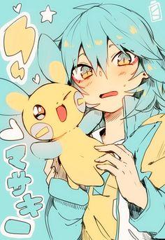 Inazuma eleven go x pokemon
