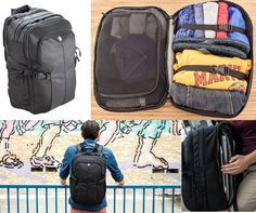 3dc0c05f28 Tortuga Air Carry On Backpack. Mr Adam s Travels · Packs