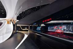 Audi - Autosalon Genf 2012 | Schmidhuber