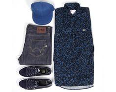 Oxygen.com - Men's Fashion - Designer Clothing for Men - Outfit of the week: Blues boys