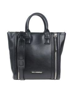 KARL LAGERFELD . #karllagerfeld #bags #shoulder bags #hand bags #leather #bucket #