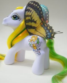 Custom My Little Pony Jonquil by eponyart.deviantart.com