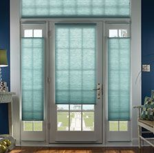 Sidelight Blinds