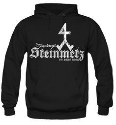 Steinmetz Kapuzenpullover | Bau | Handwerk | M1 (S) Steinmetz, Hoodies, Sweaters, Fashion, Construction Crafts, Hoodie, Clothing, Sweatshirts, Moda