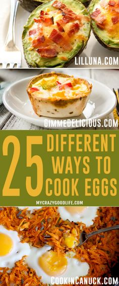 20 different ways to eat your eggs egg salad and egg Something different to make for dinner