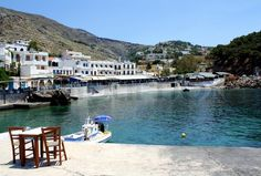 Hafen in Sfakia Kreta My Dream, Pictures