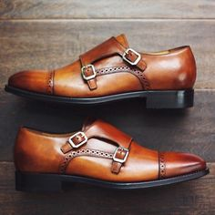 """""""@gordonrush GIVEAWAY. Want a chance to win these beautiful double monk straps? Head to @gordonrush for details on how to enter. Contest ends at 12am EST.…"""""""