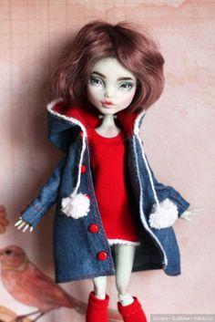 Жозефина - ооак френки штейн / Игровые куклы / Шопик. Продать купить куклу / Бэйбики. Куклы фото. Одежда для кукол