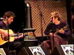 Bryan Sutton and Chris Thile - Raining At Sunset - Merlefest 2001 - YouTube