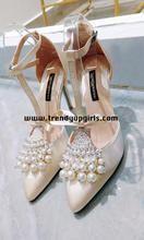 Bridal Heels, Black High Heels, Womens High Heels, Beads, Shoes, Style, Fashion, Beading, Swag