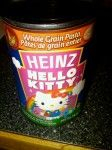 hello kitty canned pasta