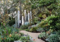 "Phillip Withers' award-winning display garden ""I See Wild"" at the 2017 Melbourne International Flower and Garden Show. Landscape Design Melbourne, Garden Landscape Design, Landscape Designs, Landscape Architecture, Landscaping Tips, Garden Landscaping, Garden Paving, Potager Garden, Australian Garden"