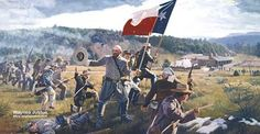 Civil War Trust Today we present our article about the Battle of Glorieta, the key battle of the Civil War's westernmost campaign. Fought early in the war, the invasion of New Mexico by Confederate Texans was probably the South's only attempt to conquer and occupy Union territory.