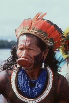 Kayapos (Amazonie)