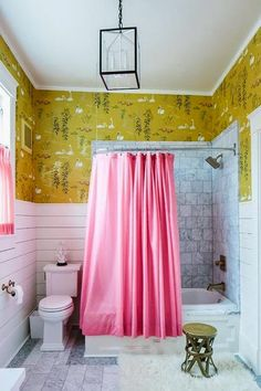 La Maison Boheme: bathroom