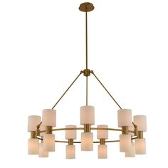 Hollywood glam comes to light! With clean lines and nice transition details coupled with the dual opal glass fluted cylinders. Harlowe is featured in a cool Winter Brass finish. Chandelier Lighting, Lighting Store, Cool Lighting, Transitional Chandeliers, Home Ceiling, Wall Lights, Ceiling Lights, Candelabra Bulbs, Appliques