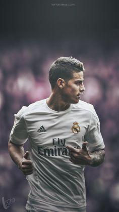 Ronaldo Real Madrid, Real Madrid Football, Real Madrid Players, Football Love, Best Football Players, Coutinho Wallpaper, James Rodriguez Colombia, Real Madrid Wallpapers, Neymar
